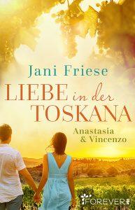"""Cover von """"Liebe in der Toskana"""""""